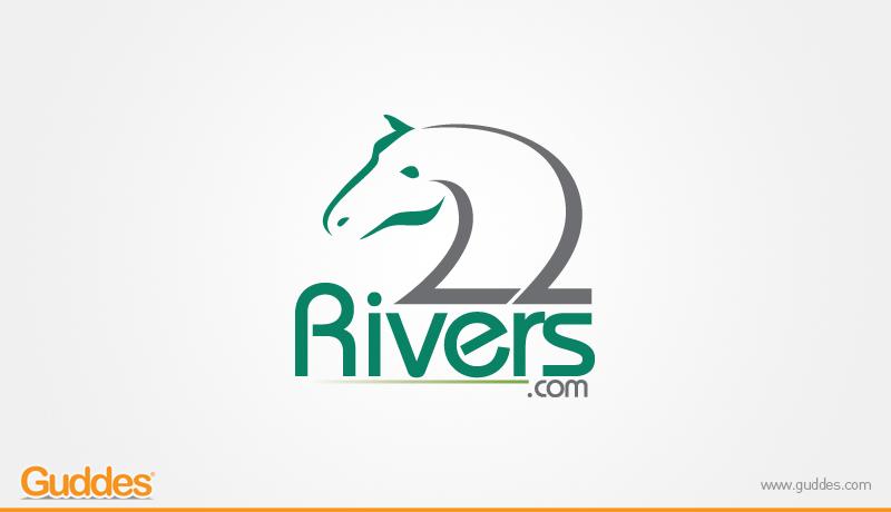 22 Rivers Logo Design