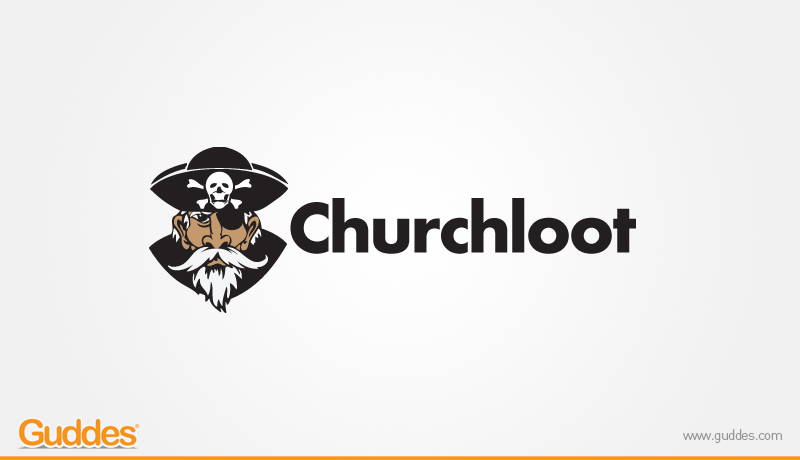 Churchloot Logo Design