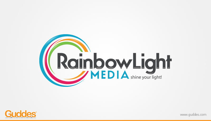 Rainbow Light Media - Media industry logo
