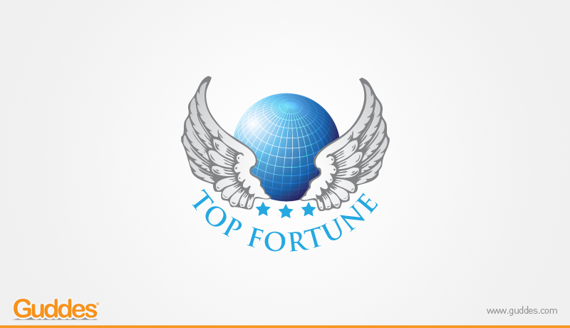 Top Fortune Logo Design
