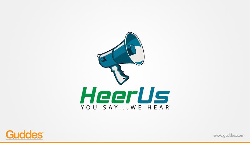 Heer Us Logo Design