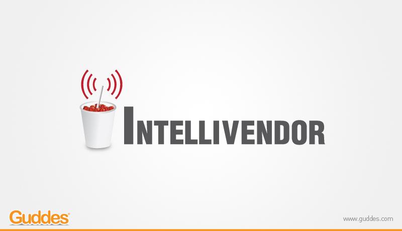 Intelli Vendor Logo design