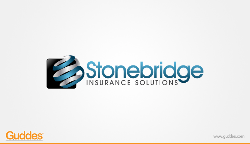 Bridge stone Logo Design