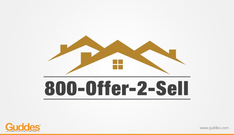 800 offer to sale Logo Design