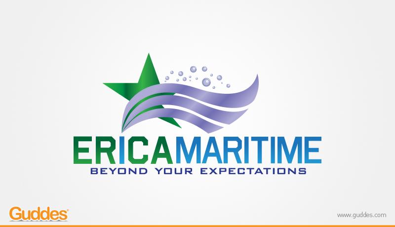 ERICA MERINE Logo Design