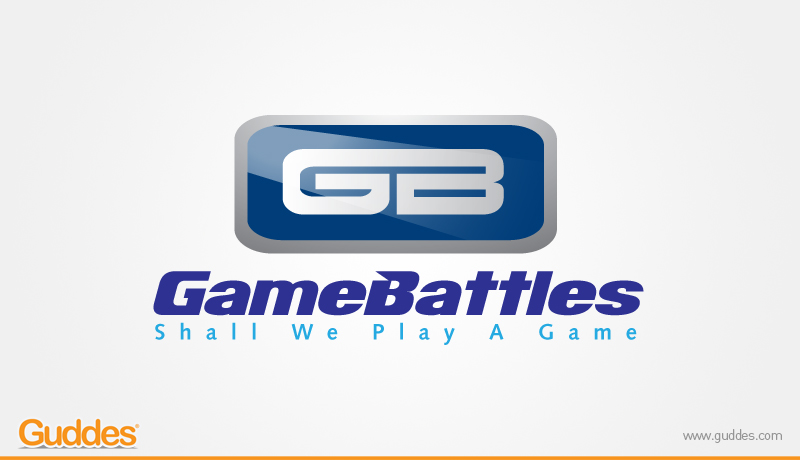 game battle Logo Design