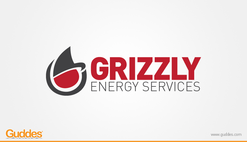 Grizzly Energy Service Logo Design