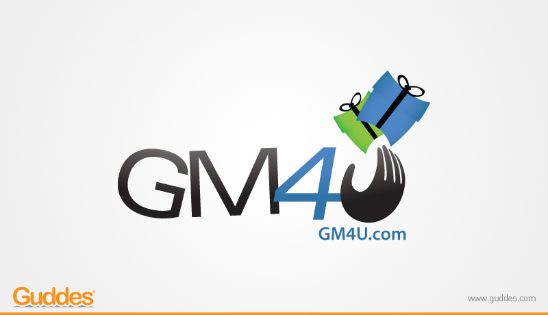 GM4U.com Logo Design