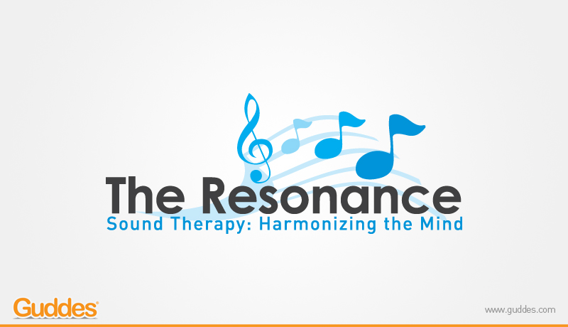 The Resonance Logo Design
