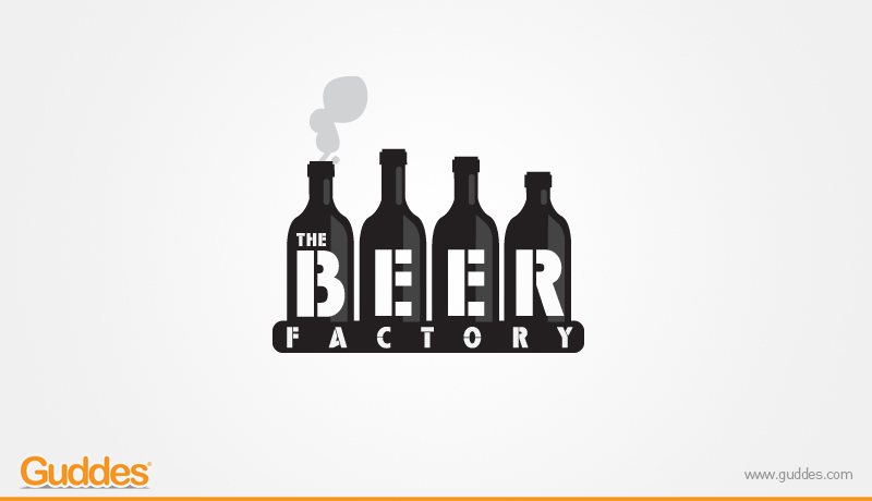 The Beer Factory Logo Design